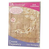 AG Crane Tapestry