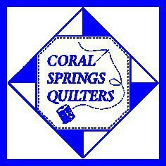 #529 Coral Springs Quilt Guild Bee